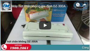 Máy hút chân không gia đình DZ-300A