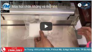 Video máy hút chân không và thổi khí